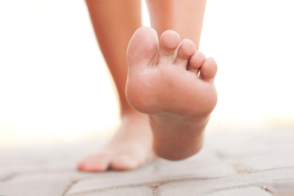 Dangers of going barefoot