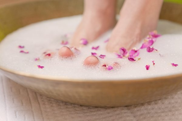 Avoiding pedicure infections