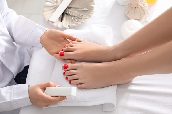 Tips for preventing pedicure infections